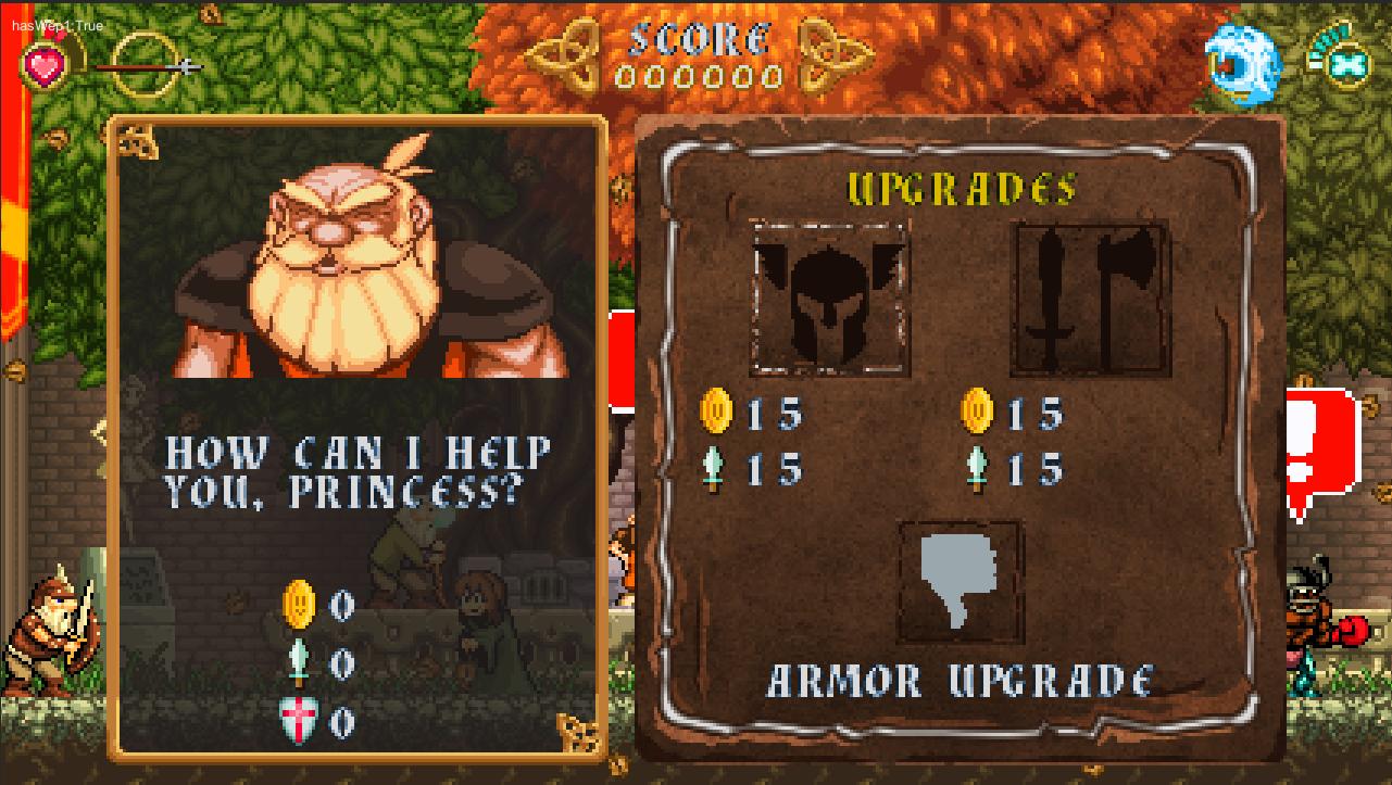Battle Princess Madelyn, Hound Picked Games, HPG, Indie Game Publishing, Indie Game, Indie Dev, Indie Developer